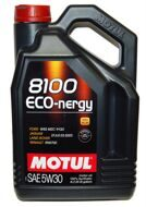 MOTUL 8100 Eco-nergy 5w30 4л.