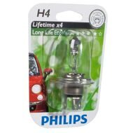 Автолампа Н4 12/60/55 Philips Long Life 12342 LLECOB1