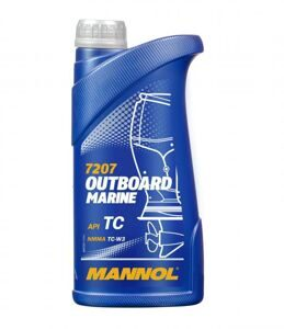 MANNOL 2 T OUTBOARD UNIVERSAL TC-W2 1л д/лодок