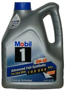 Mobil-1 FS X1 Advanced 5/40 4л.